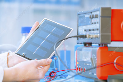 Solar battery research
