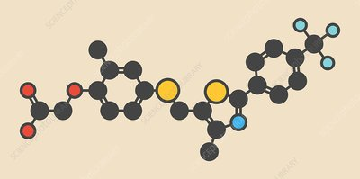 Endurobol performance enhancing drug molecule