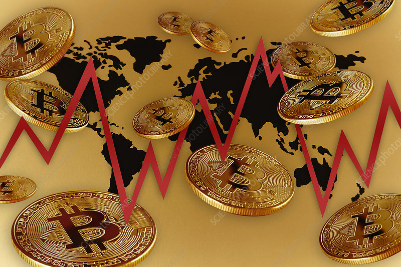 Golden Bitcoin global market