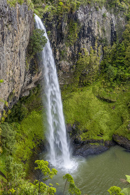 Bridal Veil Falls, Raglan, Waikato, New Zealand