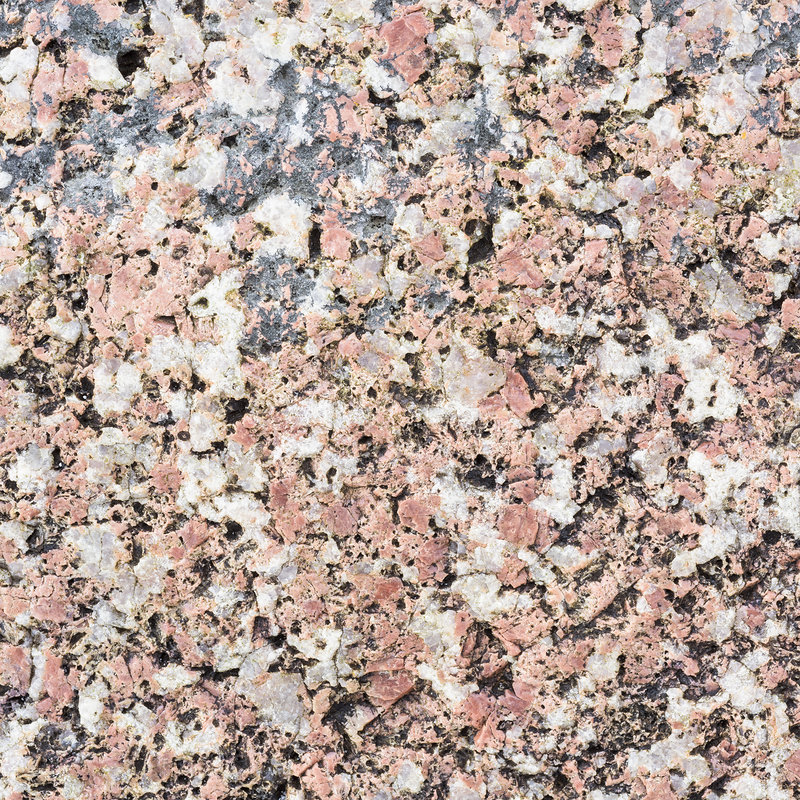 Granite, Fionnphort, Mull, Scotland, UK
