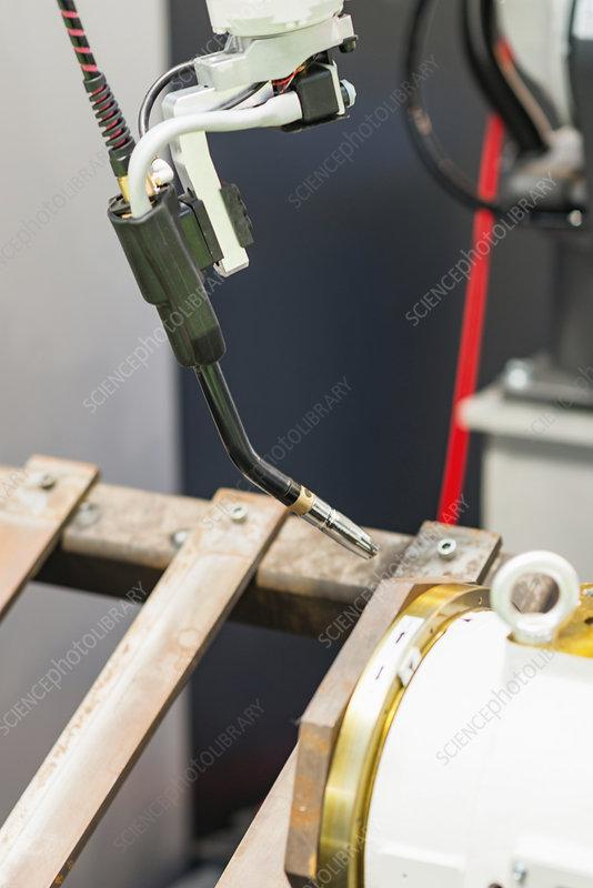 Plasma cutter - Stock Image - F024/8172 - Science Photo ...