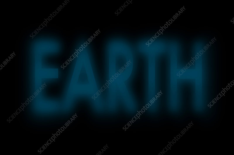 Earth sign, illustration