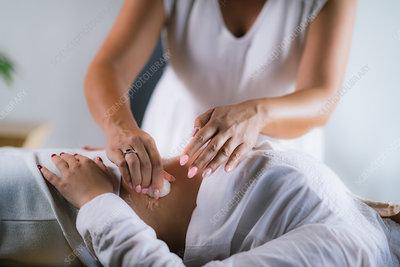 Philippine psychic surgery treatment