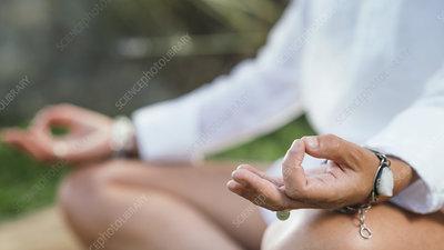 Self-healing mindfulness meditation