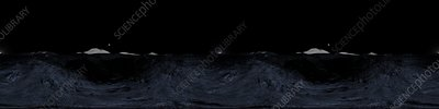 Lunar Landscape 360-degree stereoscopi