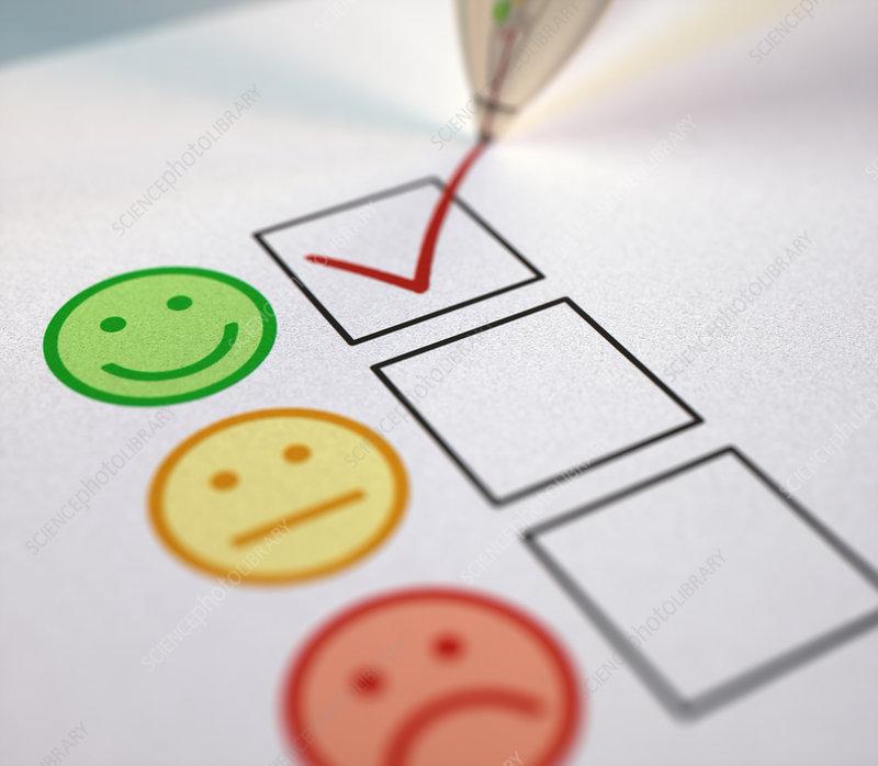 Positive feedback, conceptual illustration