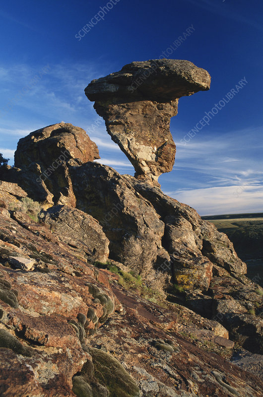 Balanced Rock, Idaho