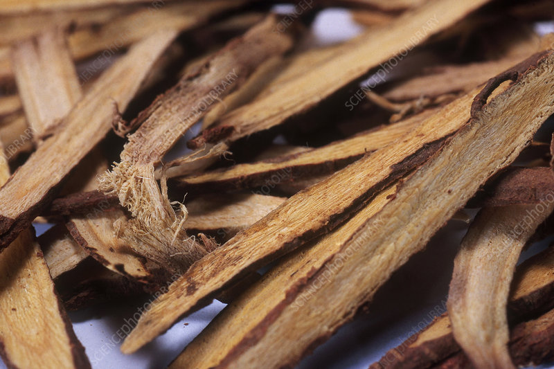 Sliced Liquorice Root