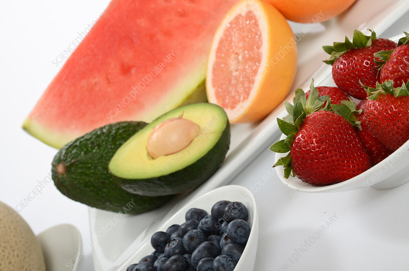 High Carbohydrate Fruit