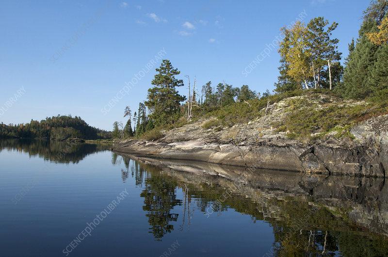 Quetico Provincial Park, Ontario