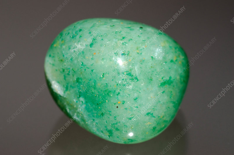 Cut Polished Aventurine Gemstone
