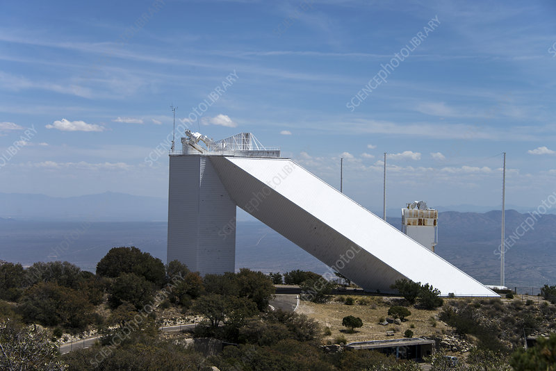 McMath Solar Telescope, Arizona