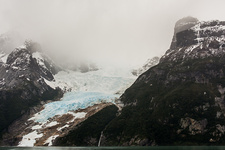 Hanging Glacier, Chile