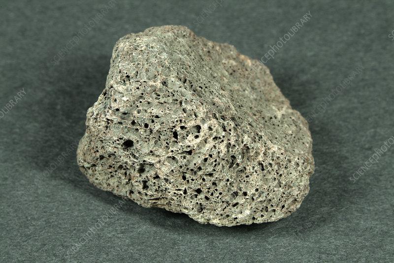 Scoria An Igneous Rock Stock Image E3900468 Science Photo Library
