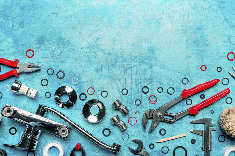 Plumbing tools and components