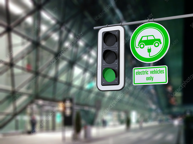 Lane electric vehicles, conceptual image