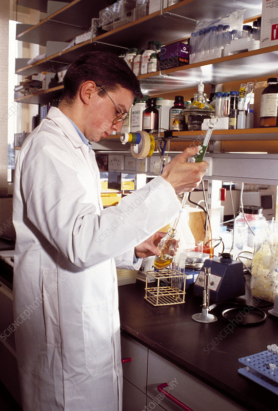 Molecular biology research