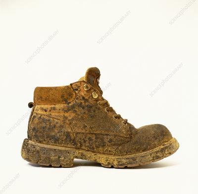 Worker's boot