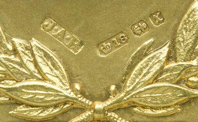 Gold hallmarks, 1897