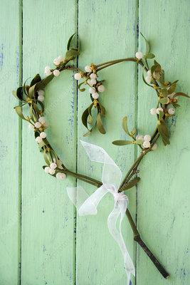 Mistletoe decoration