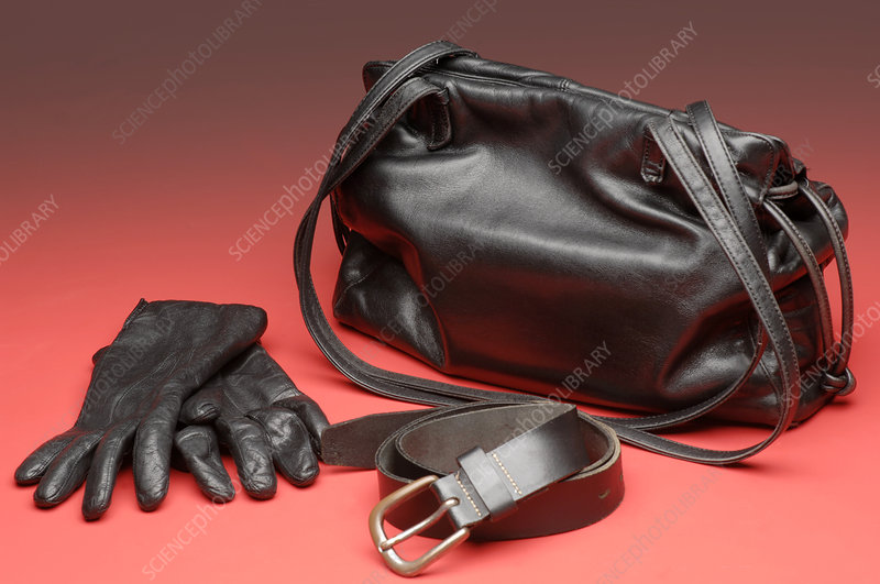Products made of leather