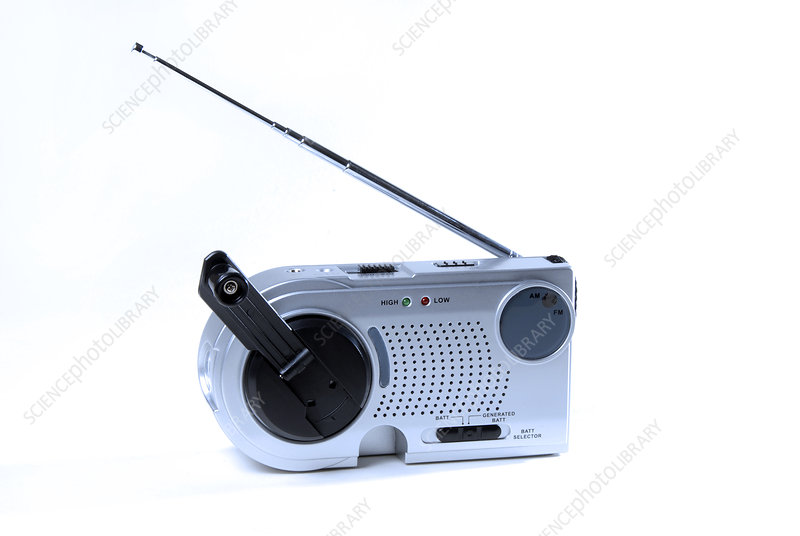 Wind-up radio