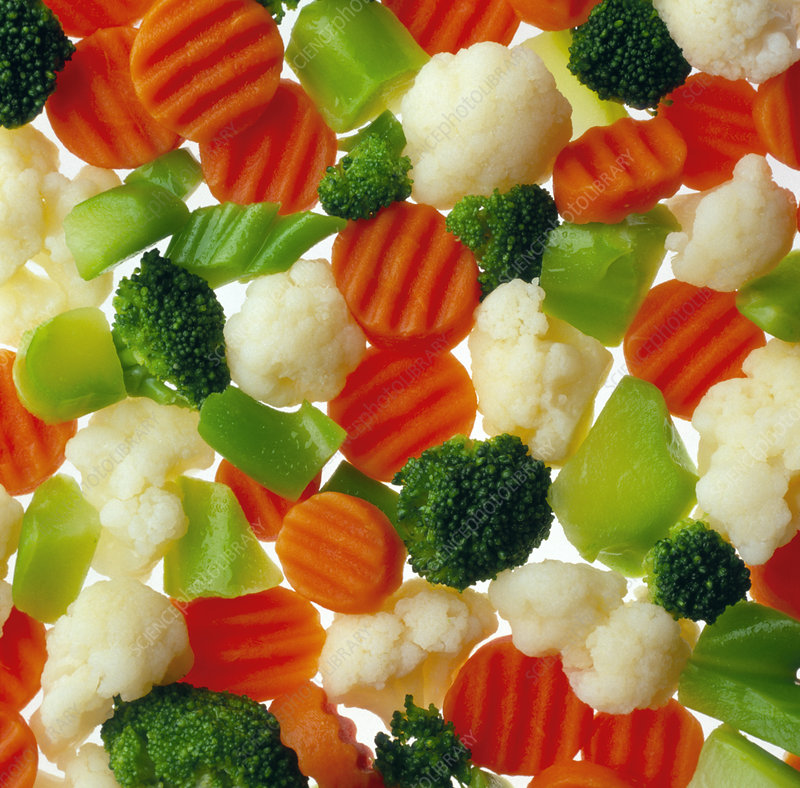 Mixed vegetables