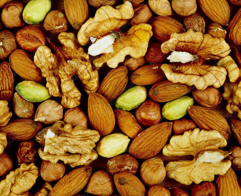 Nut assortment