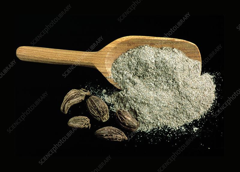 Cardamom spice