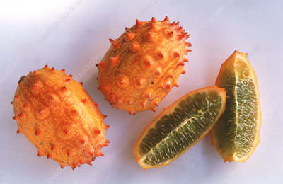Kiwano fruits