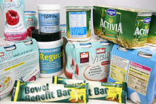 Prebiotic and probiotic food products