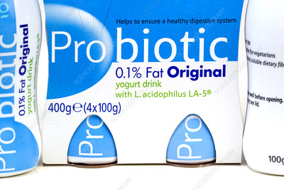 Probiotic yoghurt drink