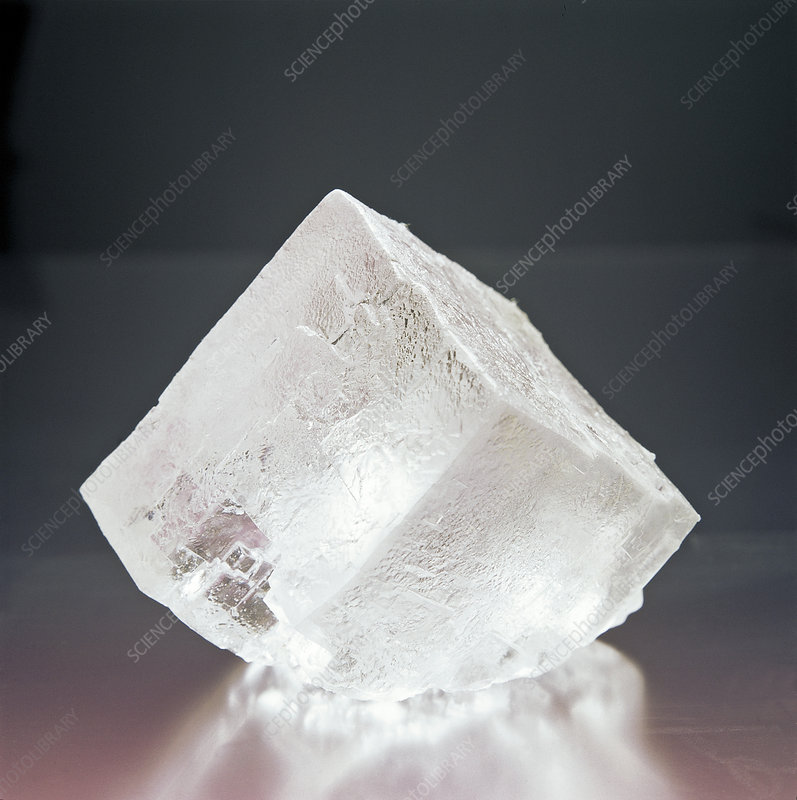 Salt Crystal