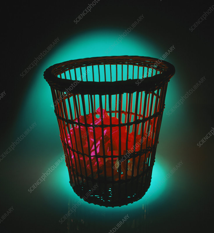 Wastepaper bin