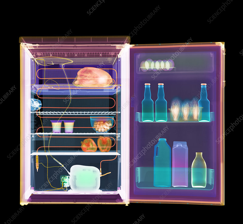 Fridge X-ray
