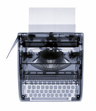 Typewriter X-ray