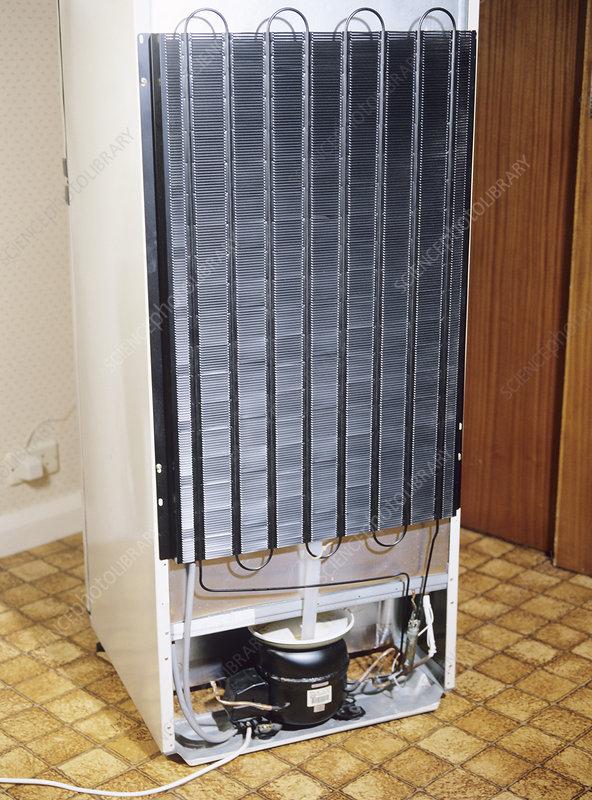 Refrigerator cooling fans