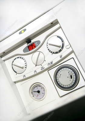 Domestic boiler controls