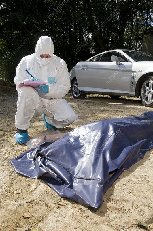 Murder Crime Scenes Bodies