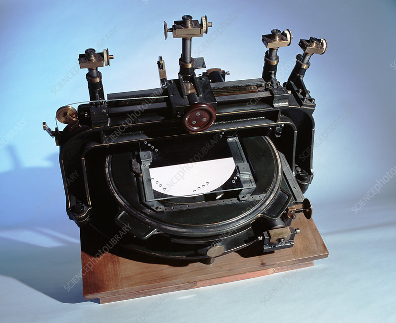 Eddington's comparator
