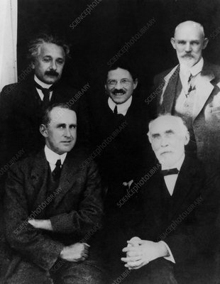 Early 20th century physicists