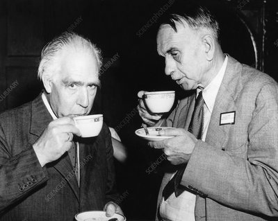 Bohr and Tolman