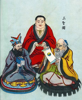 Chinese religious leaders