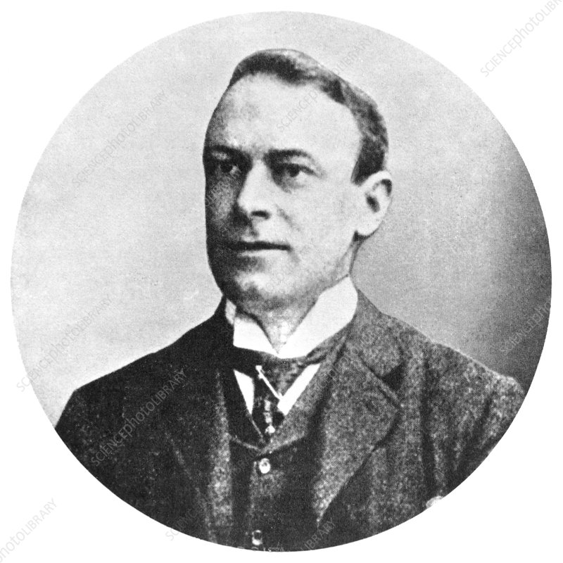 Thomas Andrews, chief designer of the Titanic