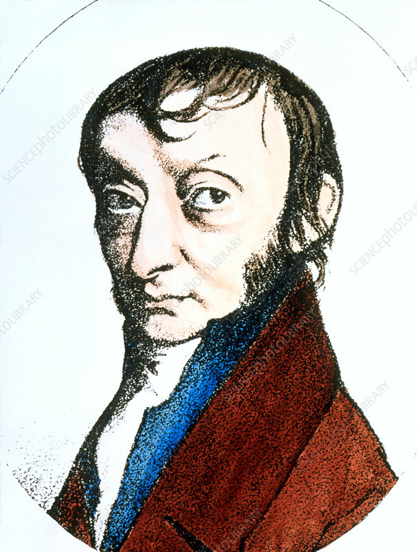 Amedeo Avogadro, Italian physicist