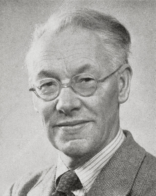 Christopher Andrewes, British virologist