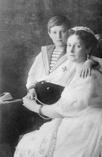 Haemophilia in the Russian royal family
