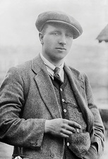 Sir John Alcock, British aviator