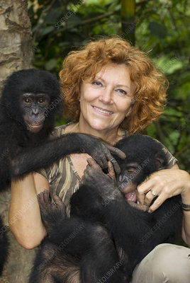 Claudine Andre, conservationist